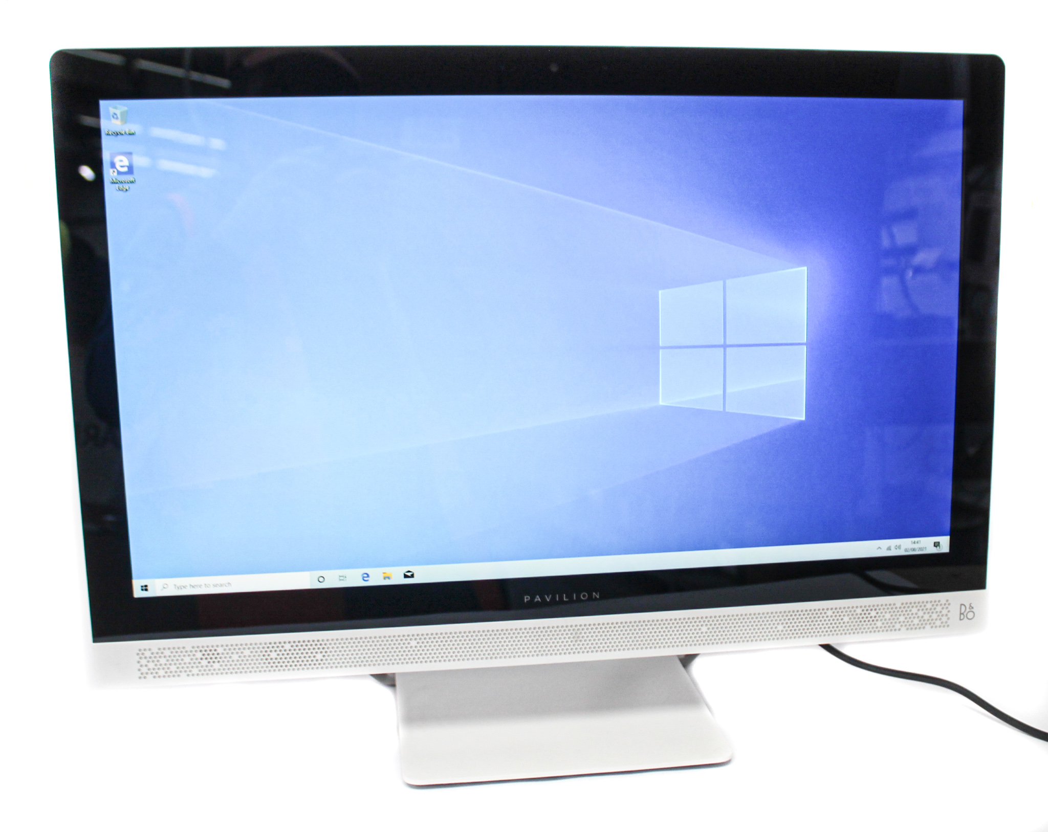 "HP Pavilion 24-b212na 24"" All in One PC A12-9730P/8GB RAM/240GB SSD - Non Touch"